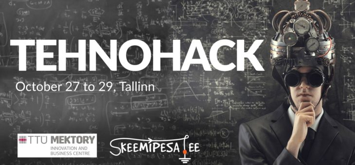 2016. Oct, Tehnohack winner