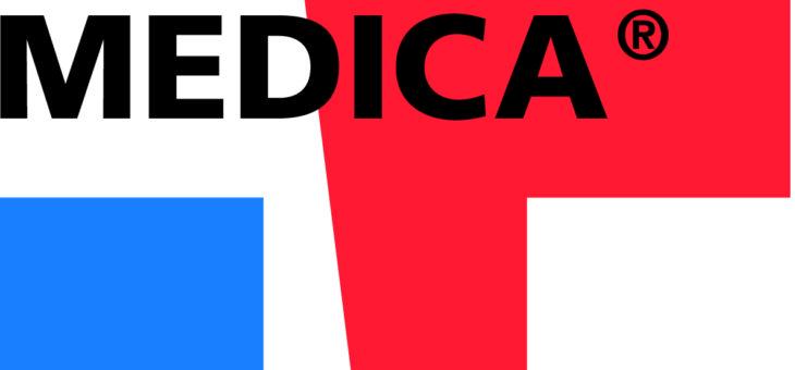 TempID stand in Medica 2018, Düsseldorf